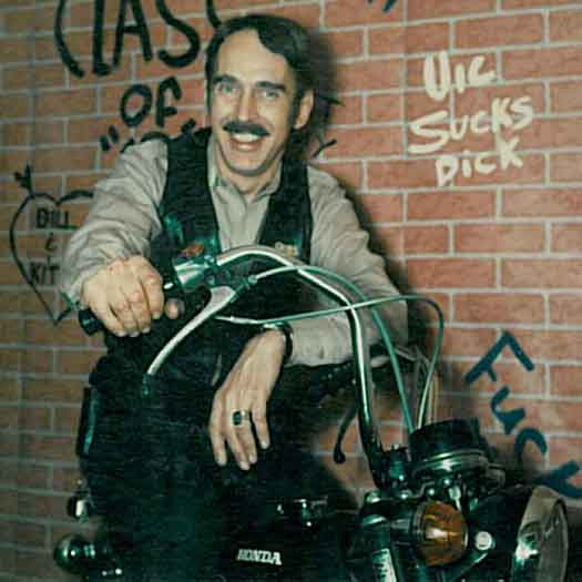 Chuck Renslow file photo courtesy of Windy City Times
