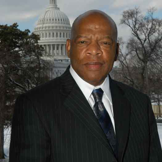 U.S. Congressman John Lewis
