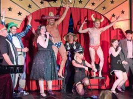 Corsettes troupe to perform at Paradise in Asbury Park