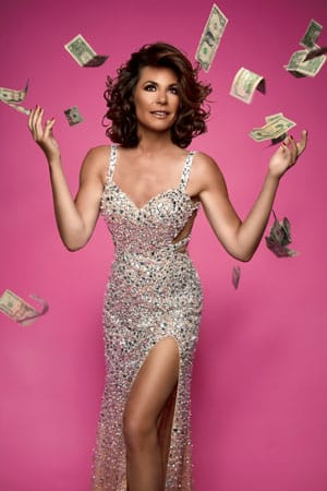 """Real Housewives of New York"" Countess LuAnn de Lesseps"