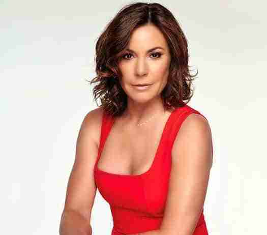 """""""Real Housewives of New York"""" Countess LuAnn de Lesseps"""