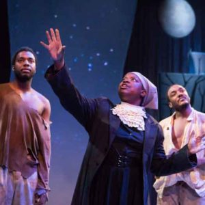 """""""Beyond the Oak Trees,""""from The Crossroads Theatre Company"""