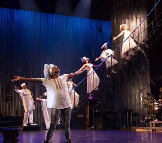 """Crowns"" at McCarter Theatre photos: T. Charles Erickson"
