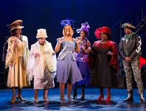 """Crowns"" at McCarter Theatre photos: T. Charles Erickson"