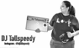 DJ Tallspeedy