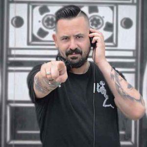 DJ UnclesNephew photo by Carlo Anthony