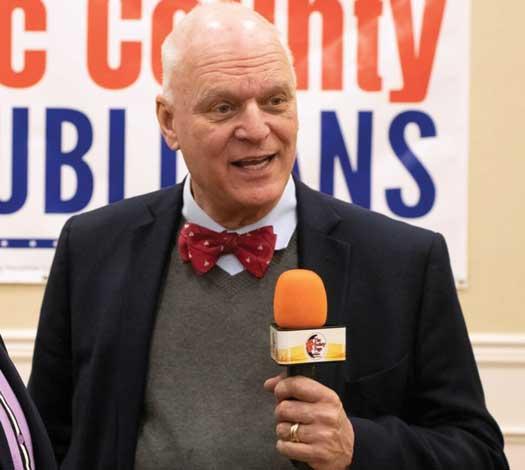 Former Atlantic City Republican mayor Don Guardian