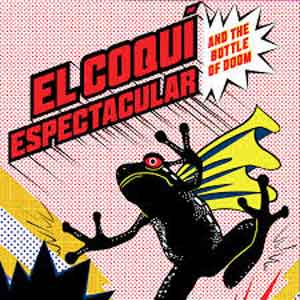 "El Coqui Espectacular and the Bottle of Doom"" at Two River Theatre in Red Bank"