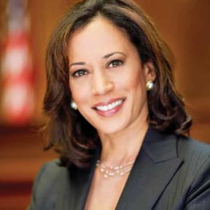 Kamala Harris of California