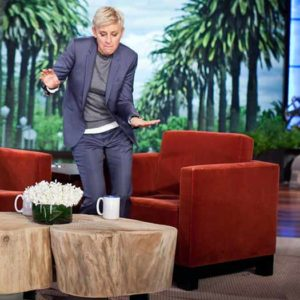 Americans picked Ellen DeGeneres as the favorite communicator of LGBT equality in 2019