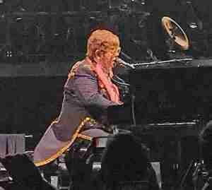 """Elton John """"Goodbye Yellow Brick Road"""" tour photos by Will Loschiavo"""