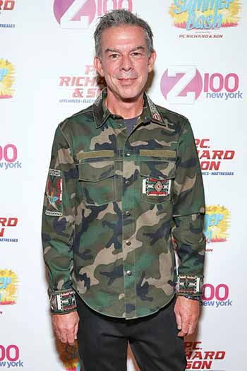 Elvis Duran from the Morning Show on Z100 radio