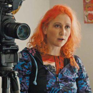 Filmaker Rachel Mason
