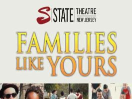 "State Theatre presents ""Families Like Yours"""