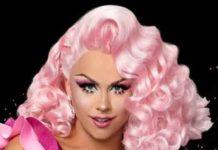 """Farrah Moan from """"RuPaul's Drag Race"""" 2017 season"""