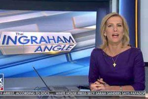 Fox News host Laura Ingraham