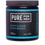 Pure for men colon cleaner kit