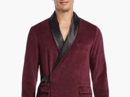 2XIST Smoking Jacket