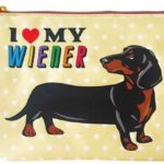 "Amenity Bag ""Love My Weiner"""