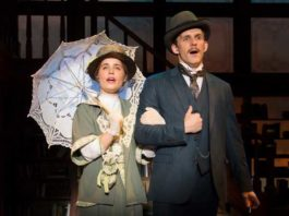 """Daddy Long Legs"" at George Street Playhouse"