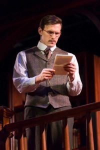"Scene from ""Daddy Long Legs"" at George Street Playhouse"