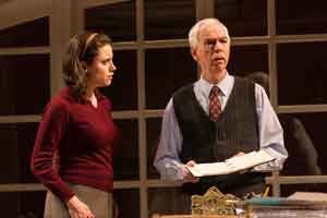 """Trying"" at George Street Playhouse photos by T. Charles Erikson"
