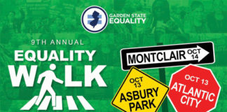 Garden State Equality Walk 2018