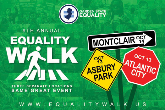 Garden State Equality Walk 2018