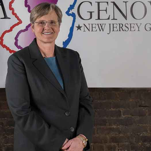 Gina Genovese is campaigning for NJ Governor as an independent in 2017