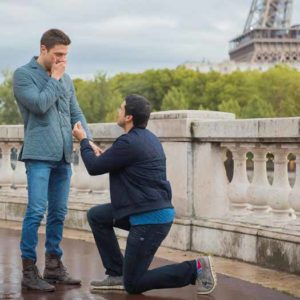 Gio Benitez and Tommy get engaged