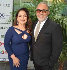 Gloria Estefan & Emilio Estefan