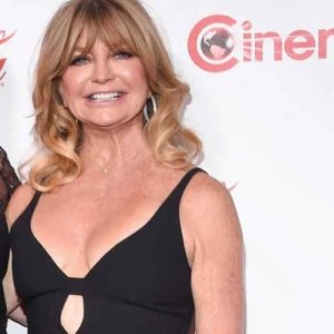 Goldie Hawn comments on 2017