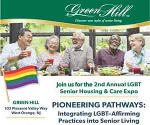Green Hill Senior Living banner ad