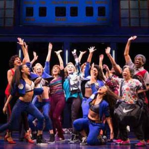 """""""Half Time"""" at Paper Mill Playhouse. Photo by Jerry Dalia"""