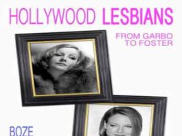 """""""Hollywood Lesbians"""" book cover"""