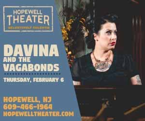 Hopewell Theater banner ad