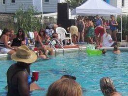 Hotel Tides pool. Photo courtesy of Hotel Tides.