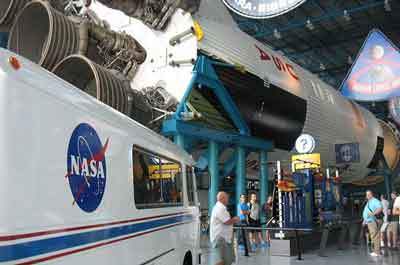 Houston Texas NASA Space Center