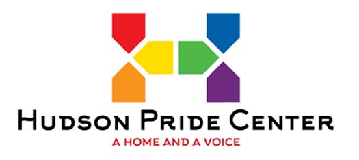 Hudson Pride Center logo 2020