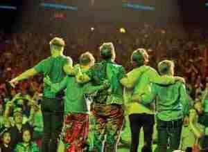 Imagine Dragons concert photo
