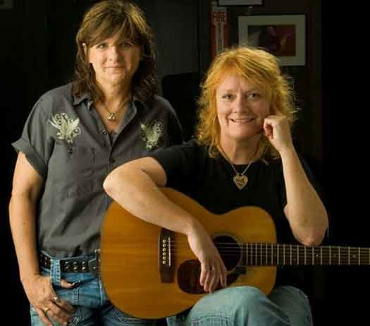 Indigo Girls photo by John Slemp