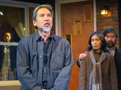 """Issei, He Say"" is being presented by the New Jersey Repertory Company"