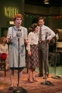 "Scene from ""It's a Wonderful Life"" at the Shakespeare Theatre of NJ in Madison"