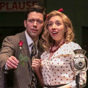 """It's a Wonderful Life"" at the Shakespeare Theatre of NJ in Madison"