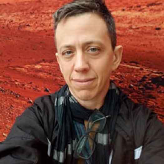 HIV/AIDS writer and activist JD Davids