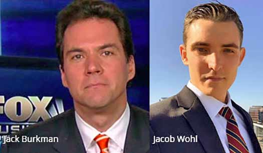 Jacob Wohl and Jack Burkman