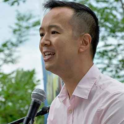 Janson Wu is the Executive Director of GLBTQ Legal Advocates & Defenders in Boston