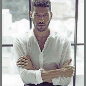 Jeffrey Bowyer-Chapman photo by Leonardo Corredor
