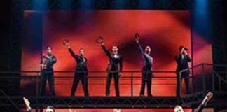 """Jersey Boys"" at State Theatre"