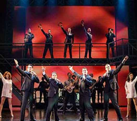 """""""Jersey Boys"""" at State Theatre"""